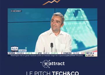 e-attract sur BFM Business pour Tech&Co