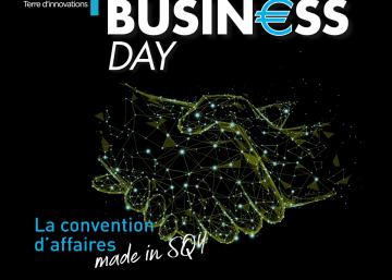 SQY Business Day, la convension d'affaires made in SQY