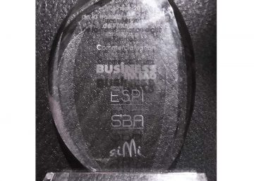 Trophée Business Immo catégorie Immobilier